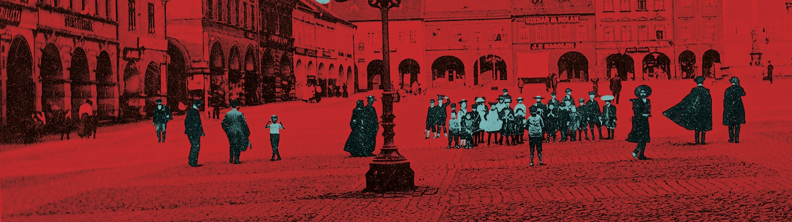 Jičínsko na historických pohlednicích